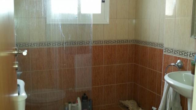 Kathikas Villa On suite Badezimmer mit Dusche