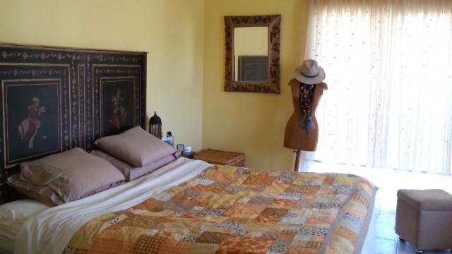 Kathikas Villa Master Bedroom